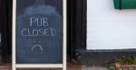 72% of hospitality and pub businesses face closure by 2021 new study finds