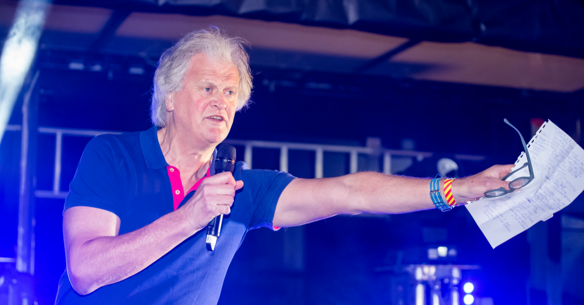 Wetherspoon boss Tim Martin speaks out against 'reckless' Government